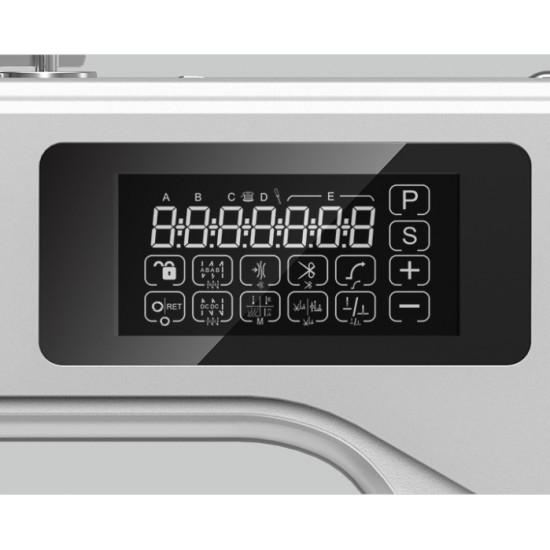 چرخ خیاطی راسته دوز کامپیوتری زوجی A8000