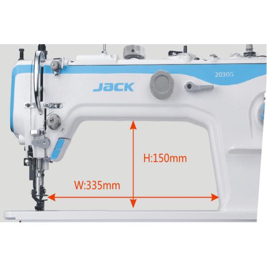 چرخ دوپایه سوزن متحرک اتوماتیک جک jk-2030G