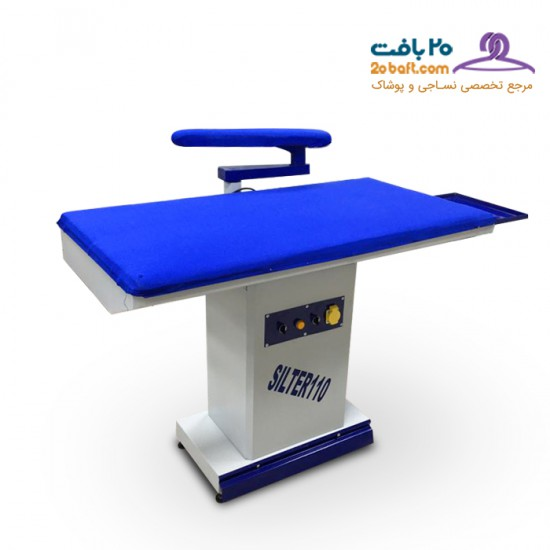 میز مکش مستطیلی سیلتر مونتاژ ایران SM-GPS-77