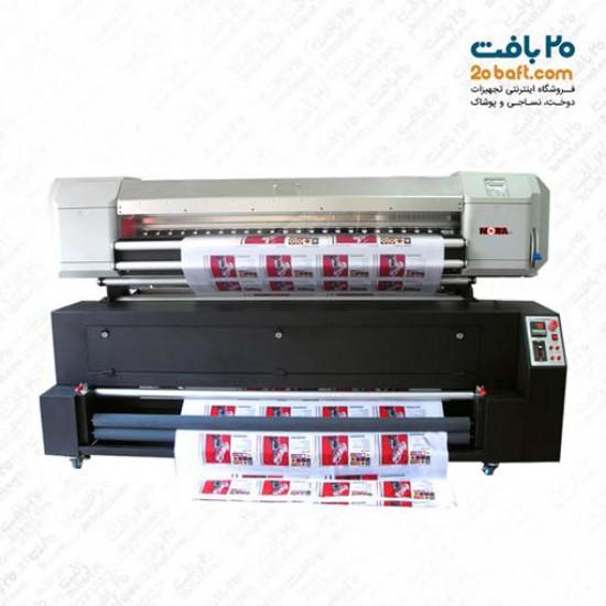 دستگاه چاپ پارچهNORA مدلNRT-D4