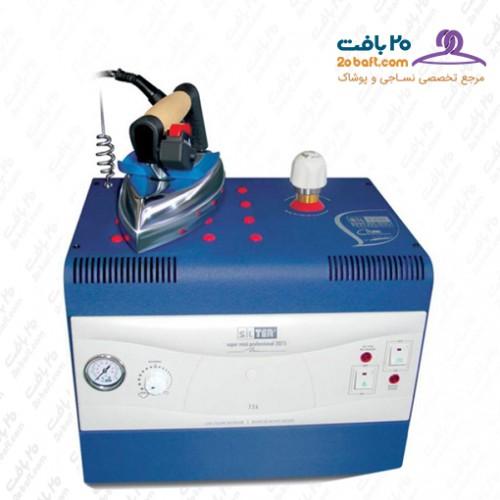 اتو بخار سیلتر 7.5 لیتریSPR-MN2075