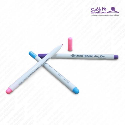ماژیک طراحی محو شونده با هوای آدگر  Adger Chako Ace Pen