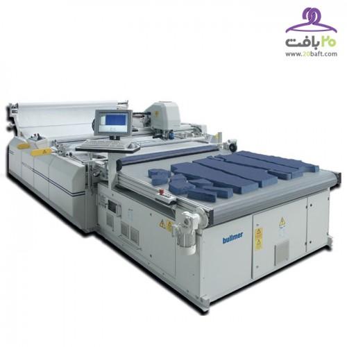 دستگاه برش CNC پارچه بولمر جک