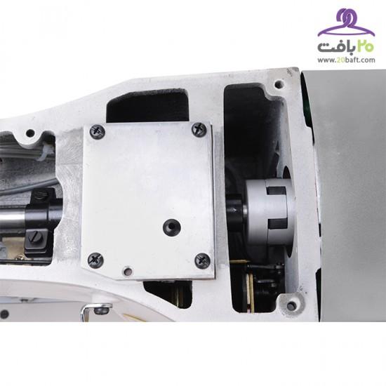 چرخ خیاطی الیک نمادوز کامپیوتری موتور مستقیم لی گلد مدل LG 1906A